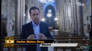 Reportaje en el programa Zigzag de la TVG